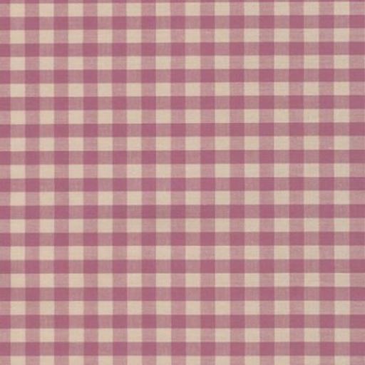 Tela patchwork de cuadrados malvas