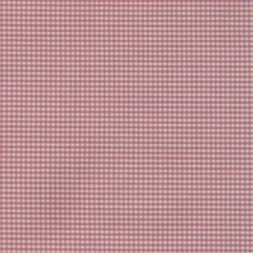 Tela patchwork de cuadrados pequeñitos malvas