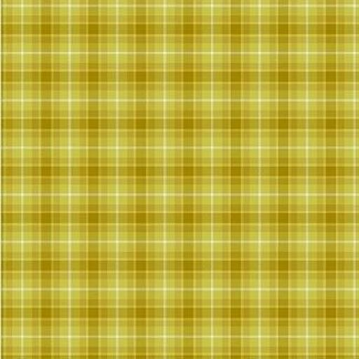 Tela patchwork amarilla de cuadrados country 0133