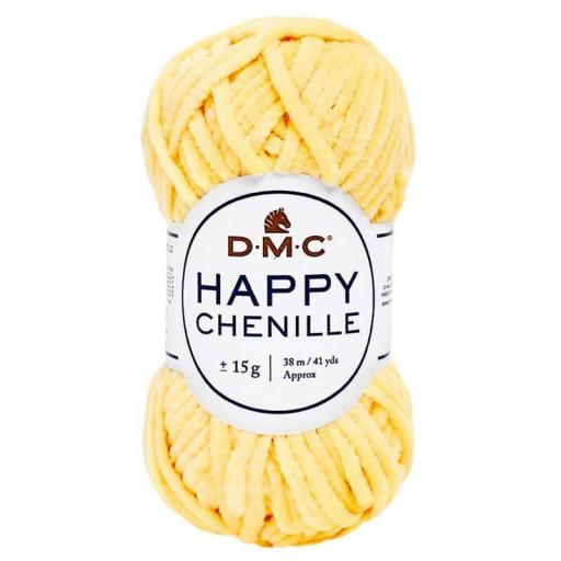 Lana DMC Happy Chenille 14 Amarillo
