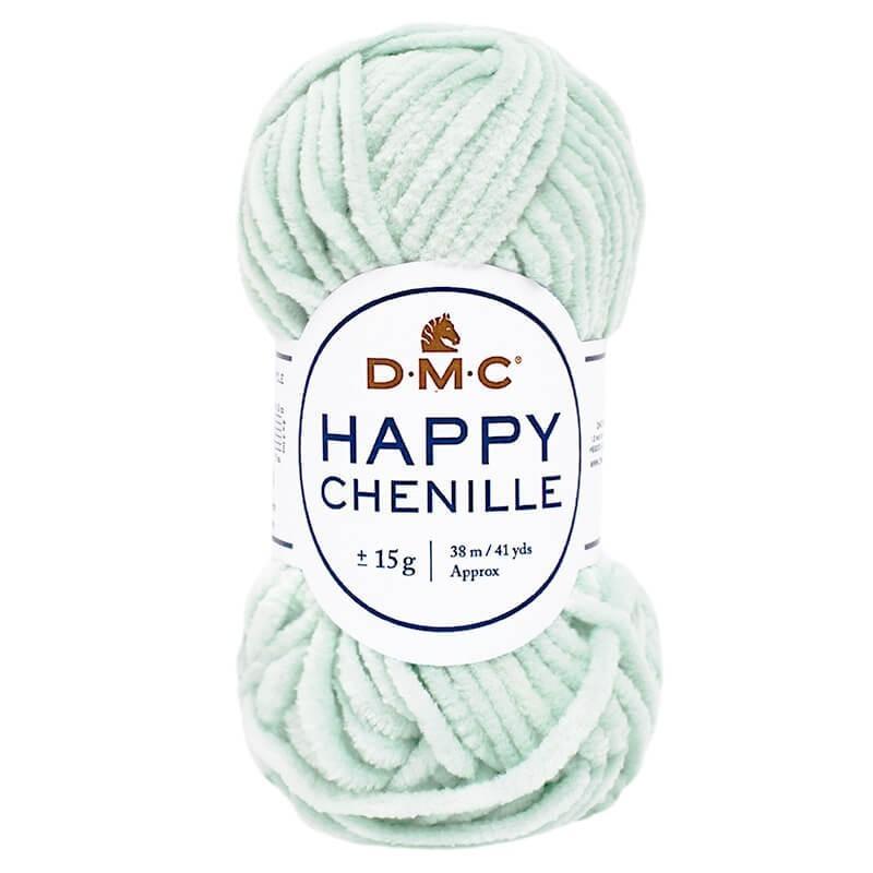 Lana DMC Happy Chenille 16 Verde agua