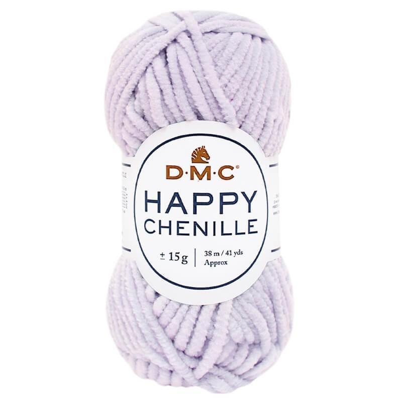 Lana DMC Happy Chenille 19 Lila