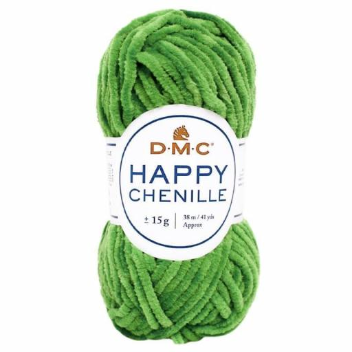 Lana DMC Happy Chenille 27 Verde