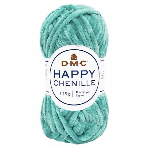 Lana DMC Happy Chenille 30 Jade