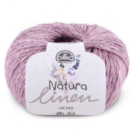 Natura Linen 136 Rosa [0]
