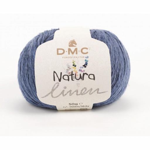 Natura Linen 017 Azul