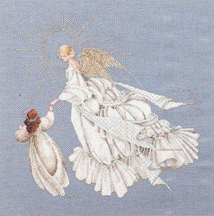 Lavender Angel of Mercy