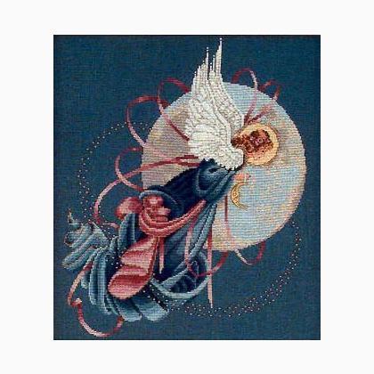 Gráfico Blue Moon Angel