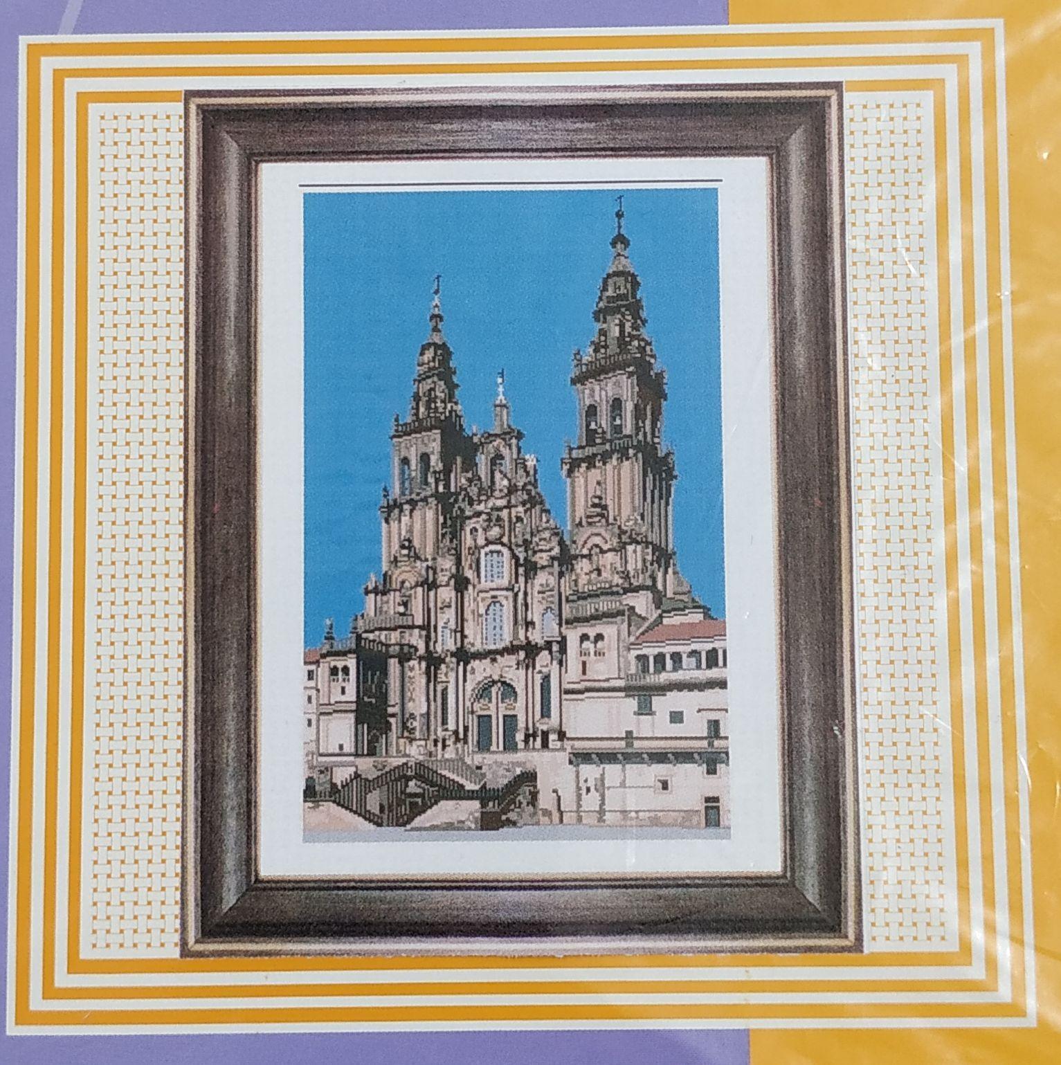 Gráfico Catedral Santiago de Compostela