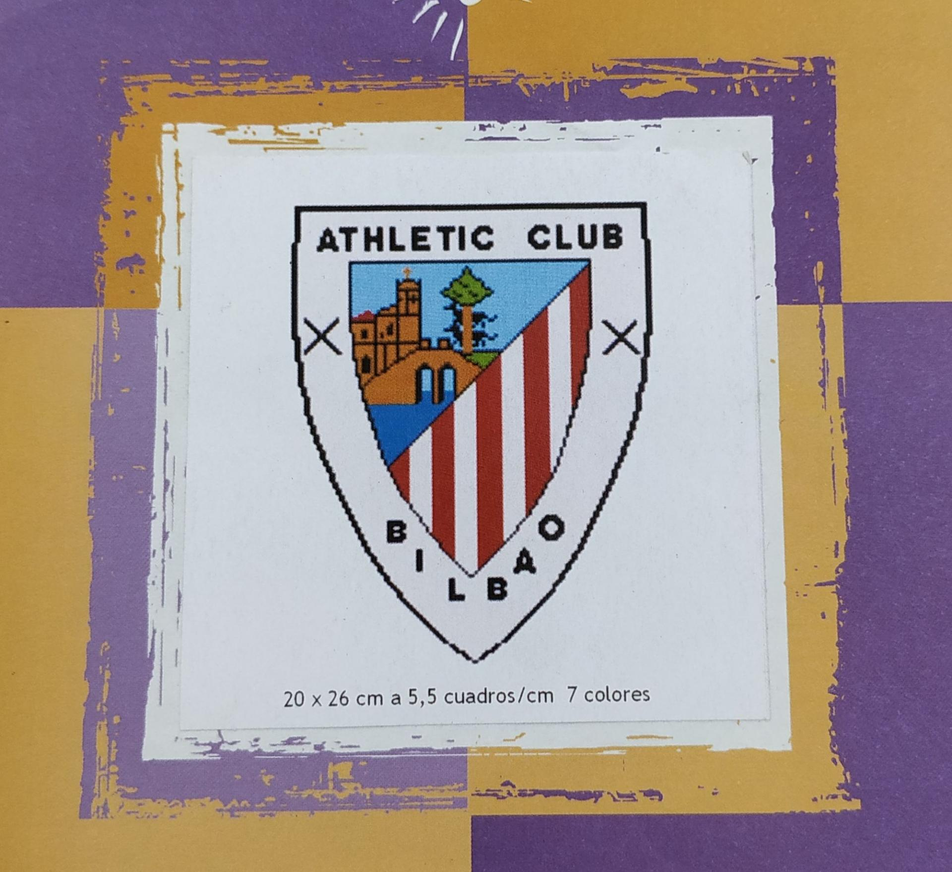 Gráfico Escudo Athletic Club Bilbao