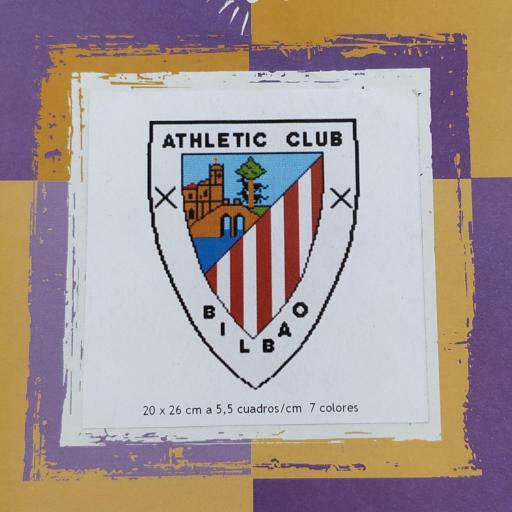 Gráfico Escudo Athletic Club Bilbao  [0]