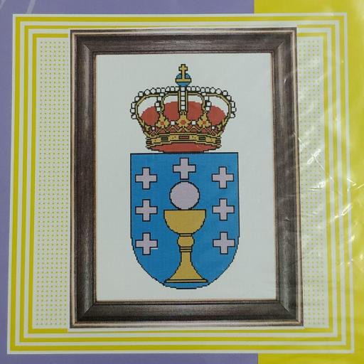 Gráfico Escudo Galicia
