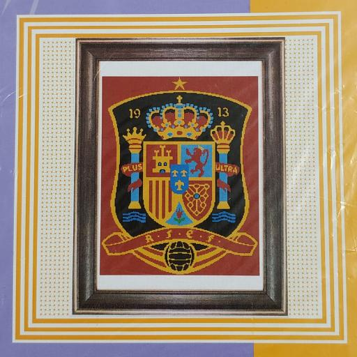 Gráfico Escudo España