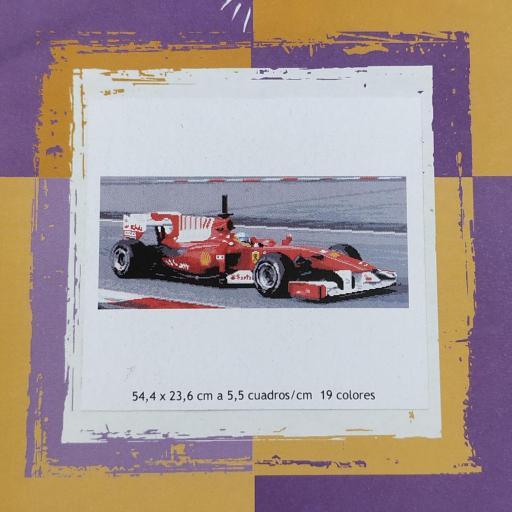 Gráfico Ferrari Fernando Alonso