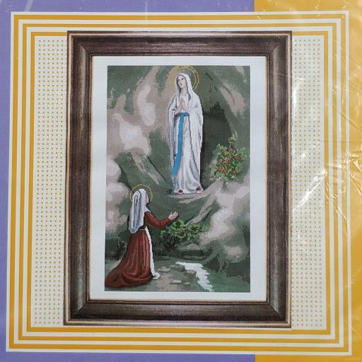 Gráfico Virgen de Lourdes