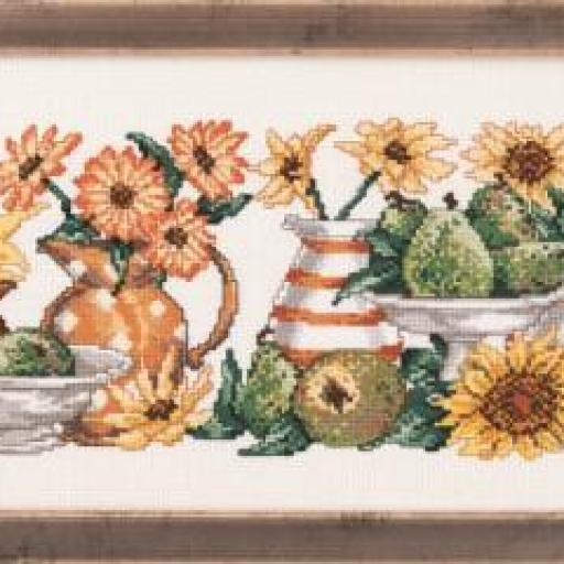 Kit Jarrones con flores