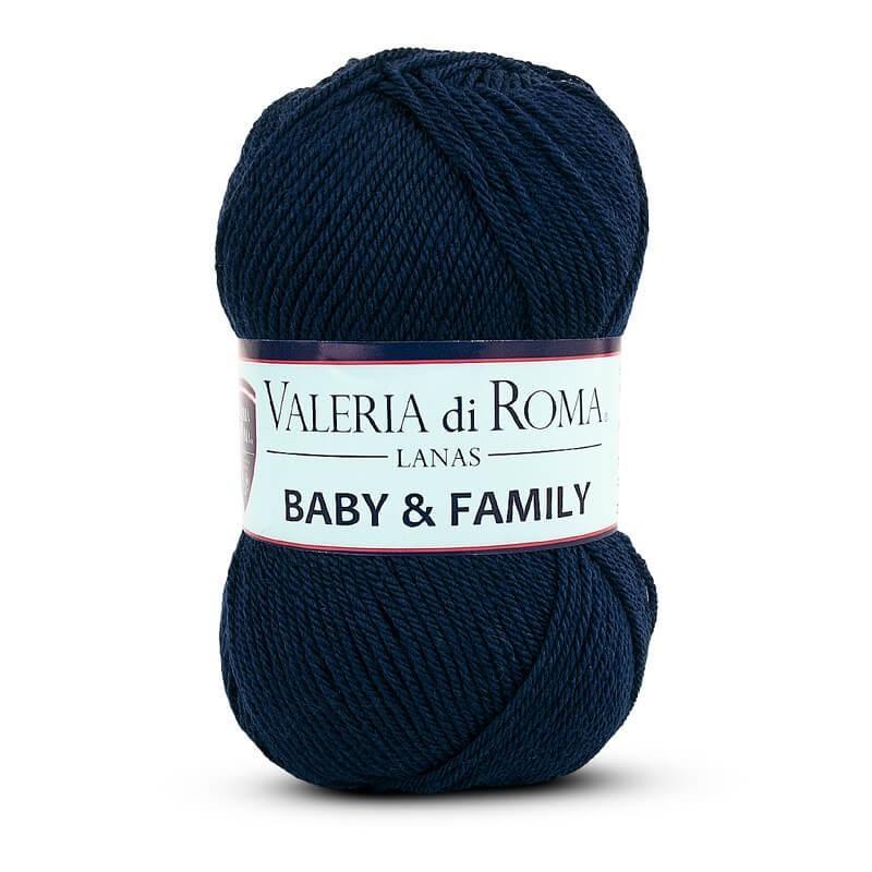 Valeria Baby Family 098 Azul marino