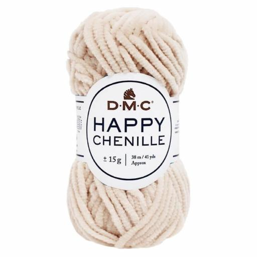 Lana DMC Happy Chenille 10 Beige