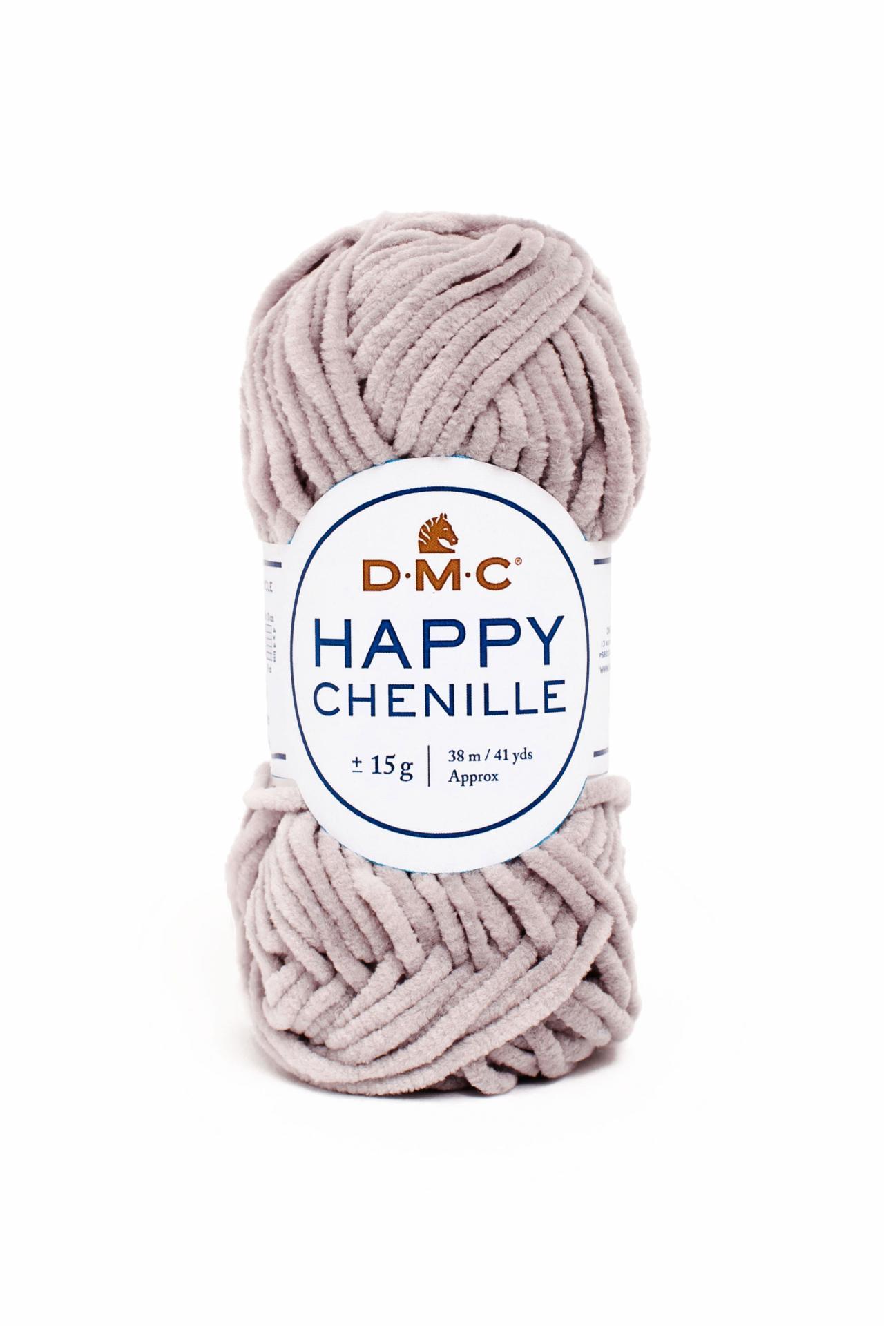 Lana DMC Happy Chenille 12 Malva