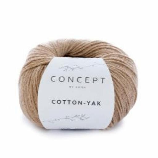 Cotton Yak 101 Camel [0]