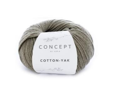 Cotton Yak 107 Verde palo