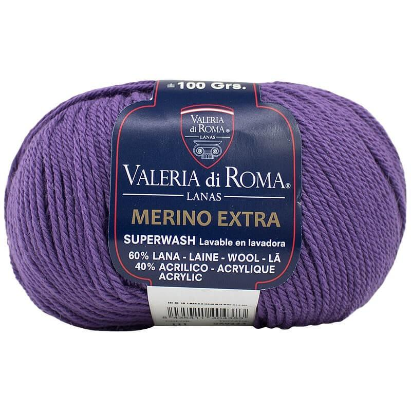 Merino Extra 111 Púrpura