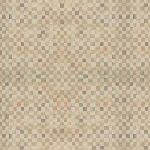 Tela patchwork cuadritos tonos pastel