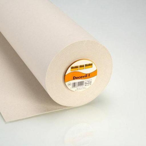 Entretela estabilizadora termo adhesiva Decovil I