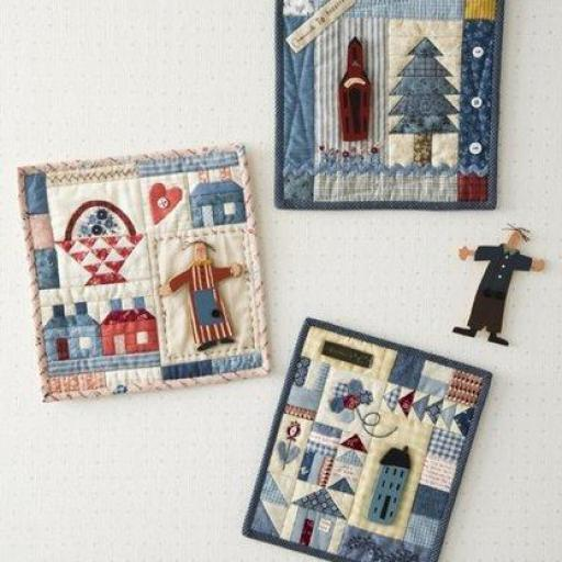 Quilt Country nº55 Winter Time [2]