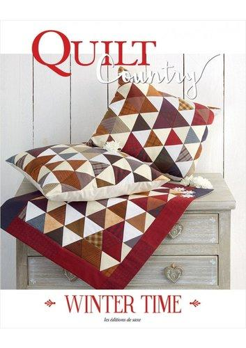 Quilt Country nº55 Winter Time