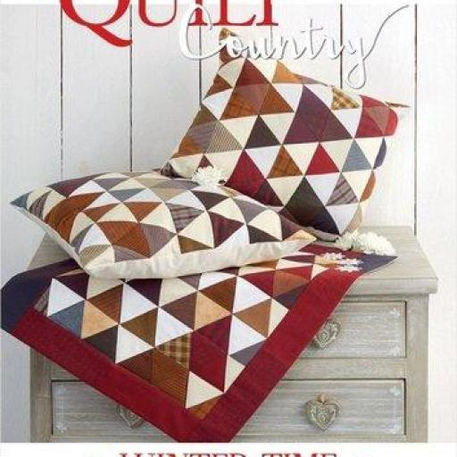 Quilt Country nº55 Winter Time [0]