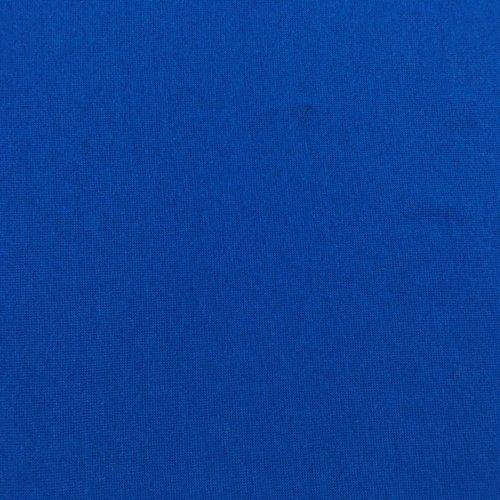 Tela patchwork azul eléctrico 662