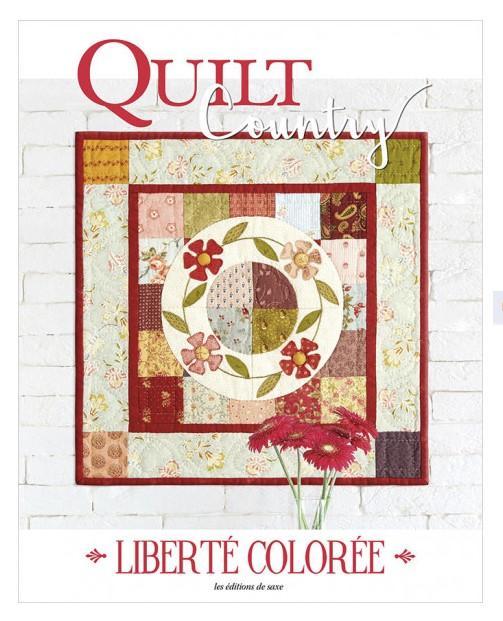 Quilt Country nº64 Liberté colorée