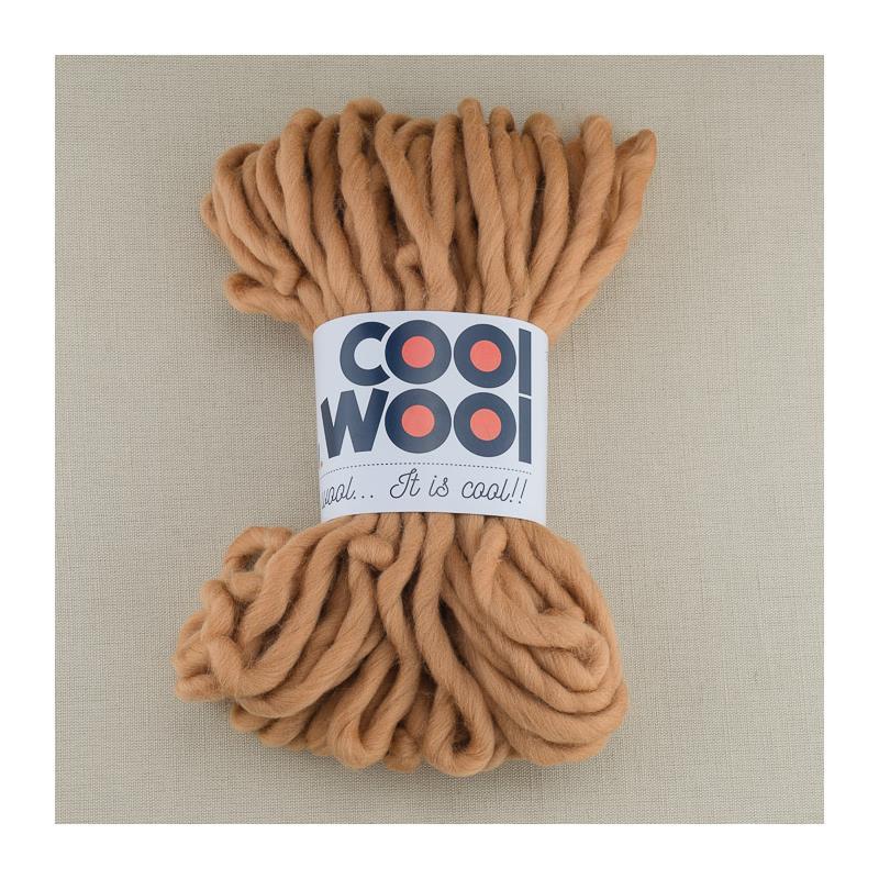 Cool Wool Marrón 005