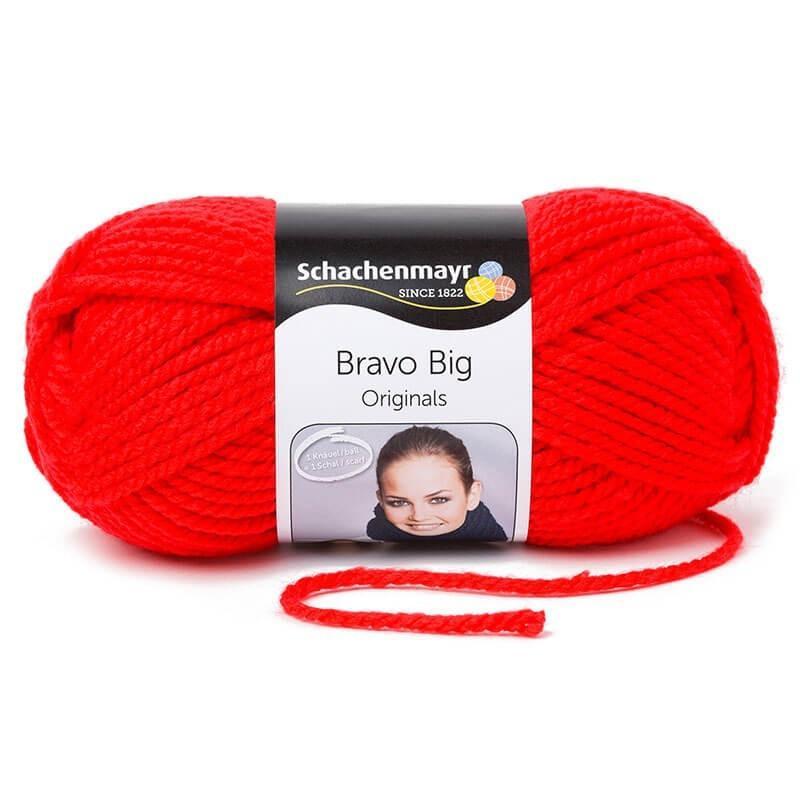 Bravo Big 132 Rojo