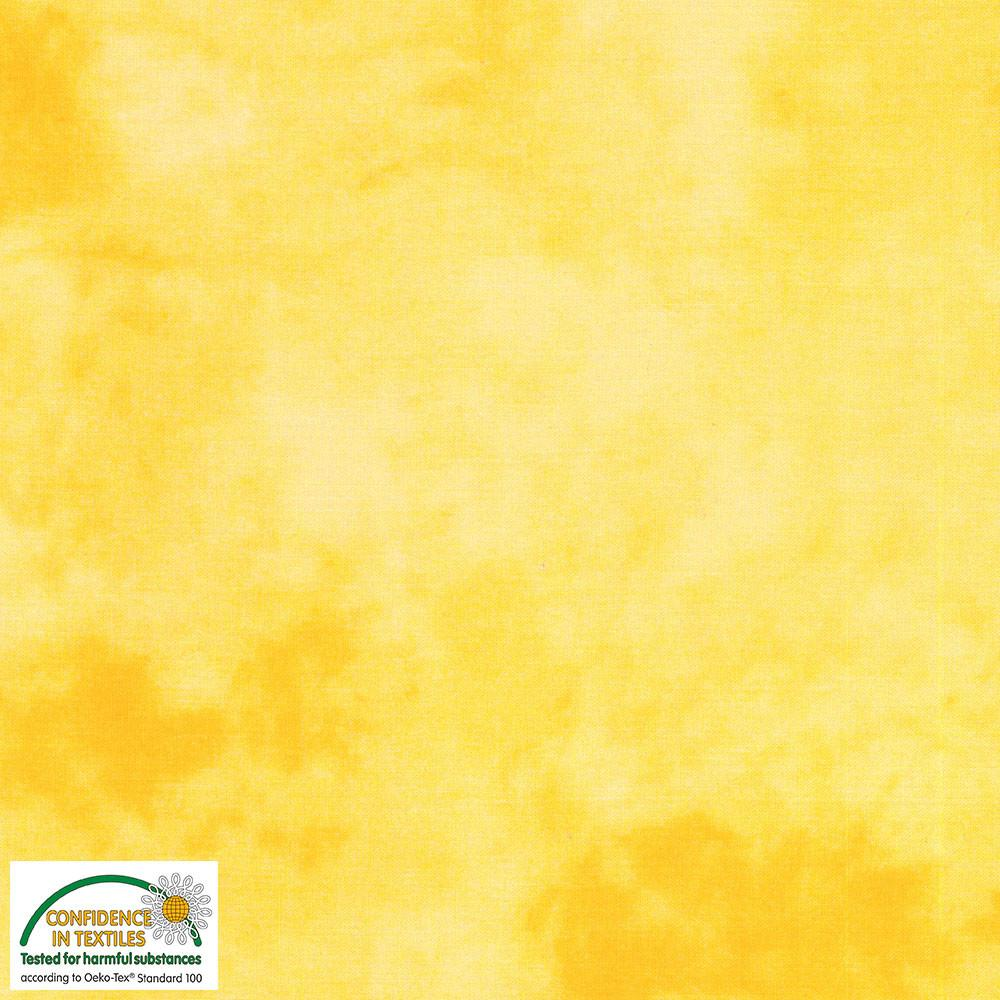 Tela patchwork marmoleada amarillo claro 201