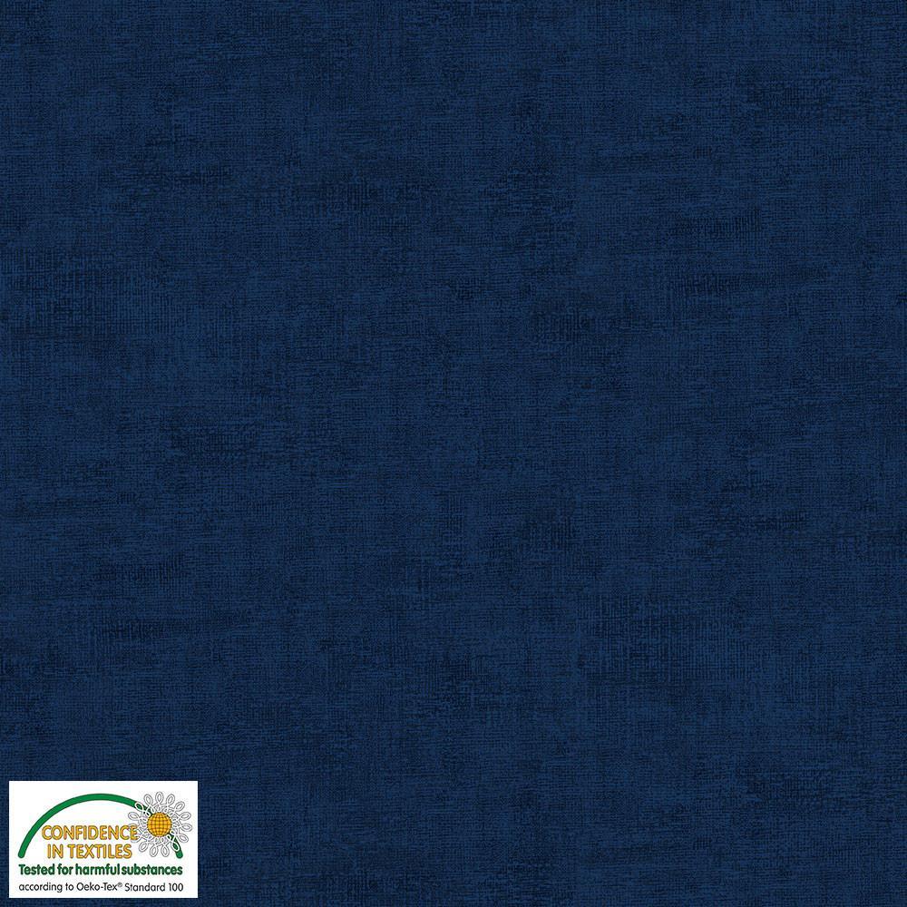 Tela patchwork Melange 602 Azul marino