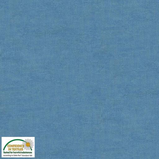 Tela patchwork Melange 604 Azul medio