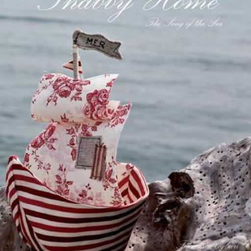 Shabby Home The song of the Sea