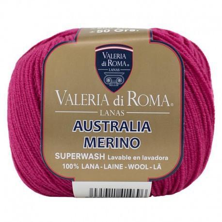 Australia Merino 011 Fuscia