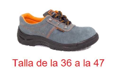 Zapato de Seguridad  ZF138-09F  Ferko