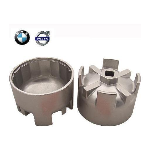 Llave de Filtro de Aceite 87 mm x 16 caras