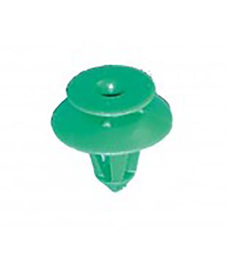 Fijación Tapiceria Ford  'color verde'  (50 Unidades)