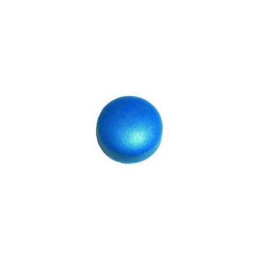 Capuchón Tornillo de Matricula Azul (100 Unidades) [0]