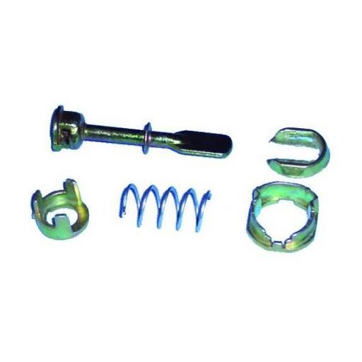 Kit Cerradura VAG Puerta Codificada (largo 67,6mm) Varios Modelos.