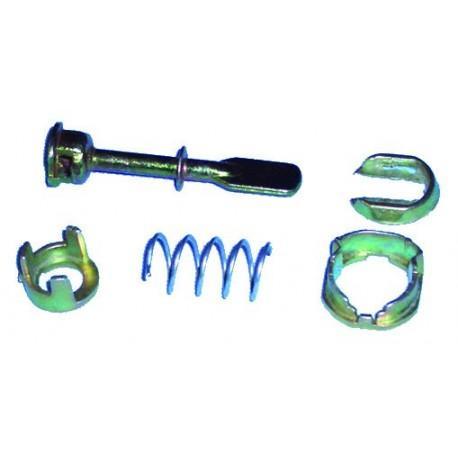 Kit Cerradura VAG Puerta Codificada (largo 57,5mm) Varios Modelos.