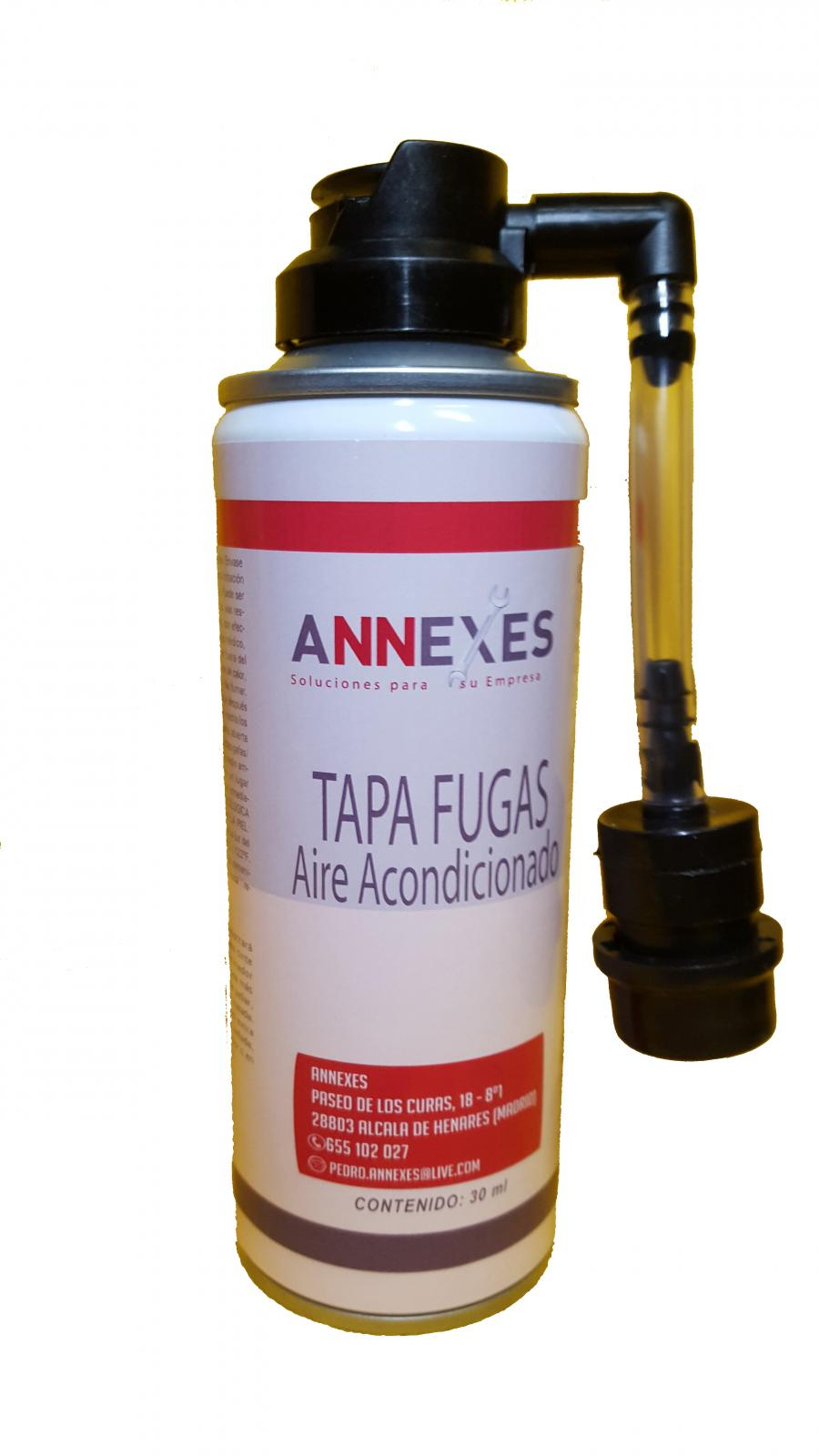 Eliminador de Fugas de A/A  30ml.