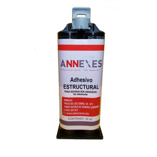 Adhesivo Estructural 2K  50 ml.