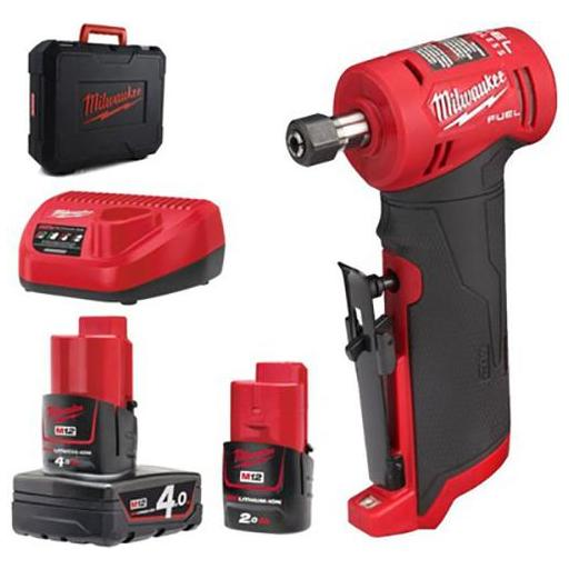 Rectificadora Angular Milwaukee M12 FDGA-422B