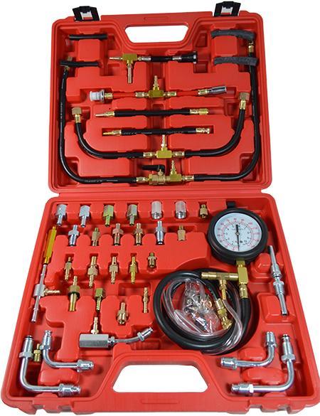 Conjunto para Medir Presión de Inyección Gasolina
